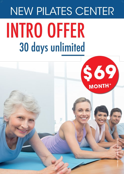 Intro Offer - 30 days unlimited